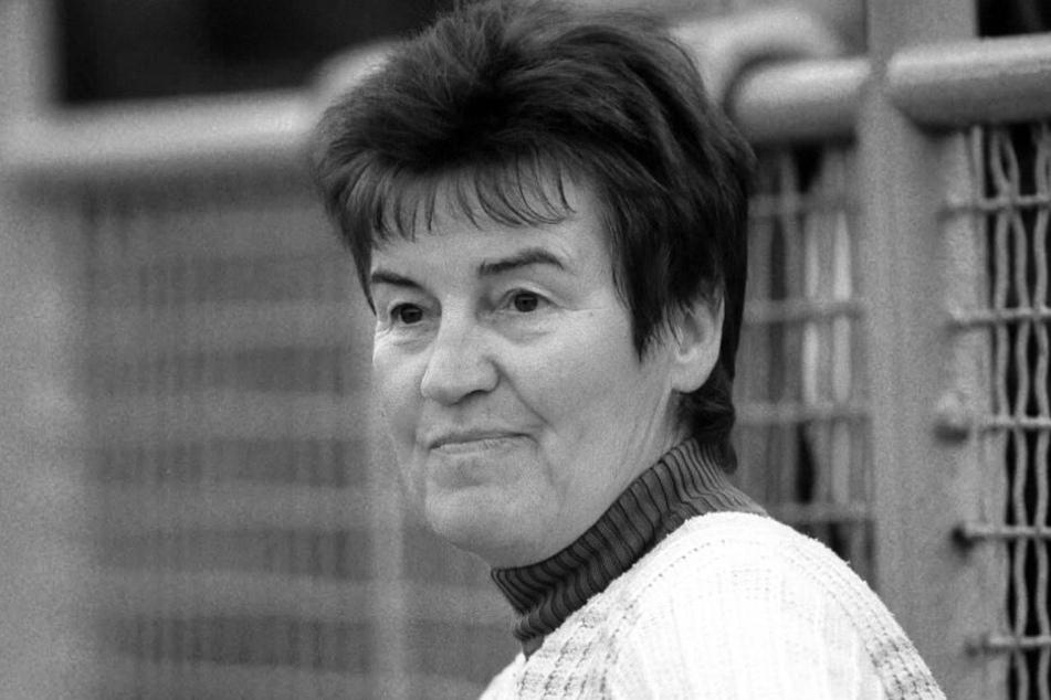 Olympiasiegerin Karin Balzer mit 81 Jahren gestorben