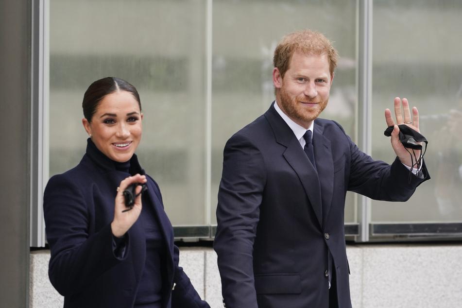 Am Wochenende wollen Prinz Harry (37) und seine Ehefrau Meghan (40) außerdem am Musik-Festival im Central Park in Manhattan auf die Bedeutung einer gerechteren Impfstoff-Verteilung aufmerksam machen.