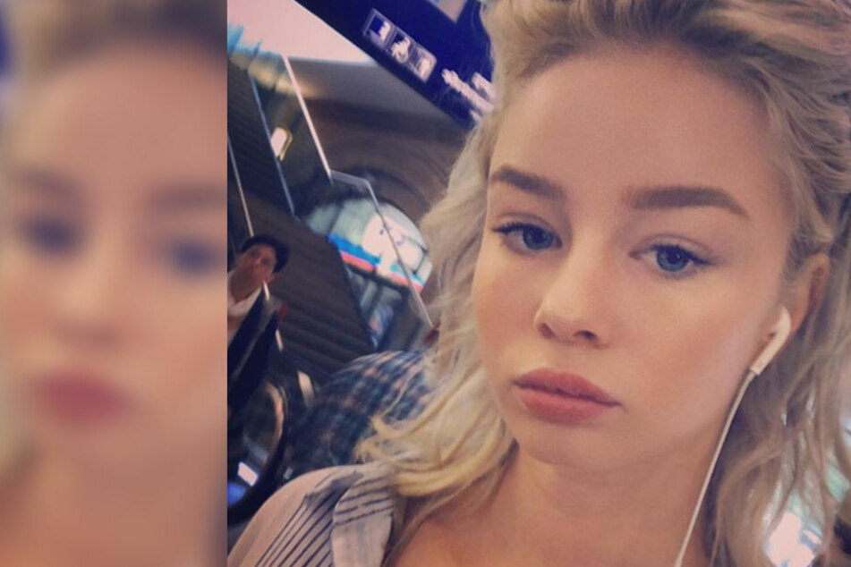 Zoe Saip (18) will es aus eigener Kraft als Model schaffen.