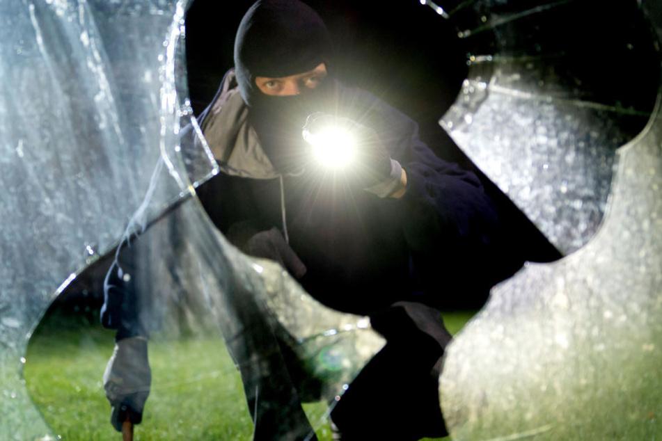 Die Polizei geht davon aus, dass es sich um mehrere Täter handelt. (Symbolbild.)