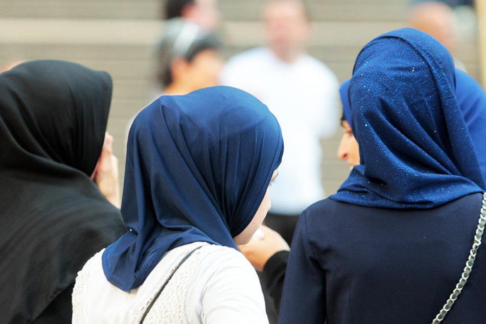 80 Prozent der Befragten sind der Ansicht, dass der Islam nicht zu Deutschland gehört.