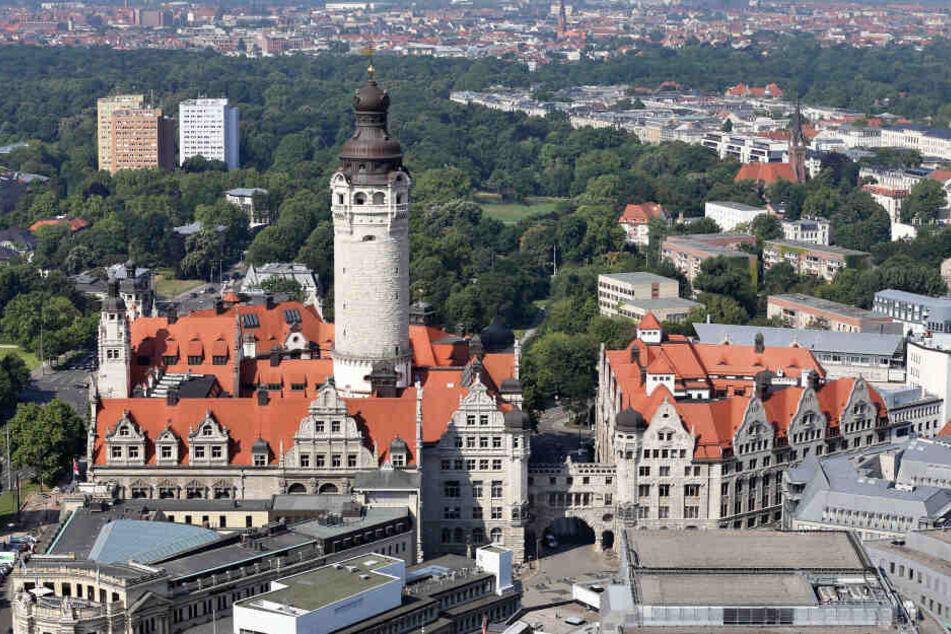 Die Stadt Leipzig distanziert sich von den Schreiben.