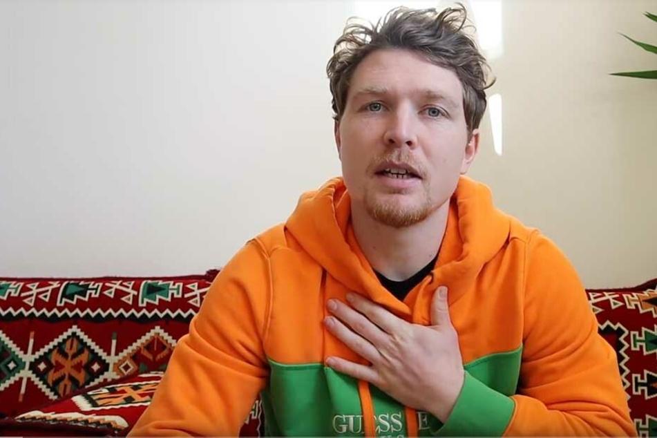 Tim Shieff erklärte seinen Fans in einem YouTube-Video, sich nicht mehr vegan zu ernähren.