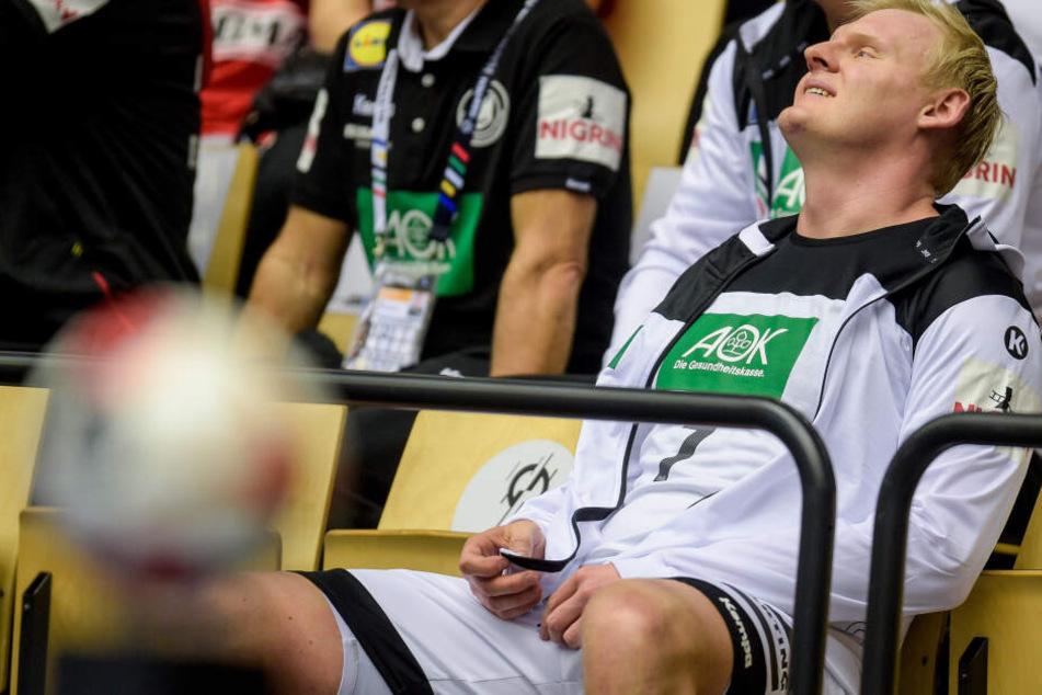 Ganz bitter! Deutsche Handballer verlieren Bronze in der letzten Sekunde