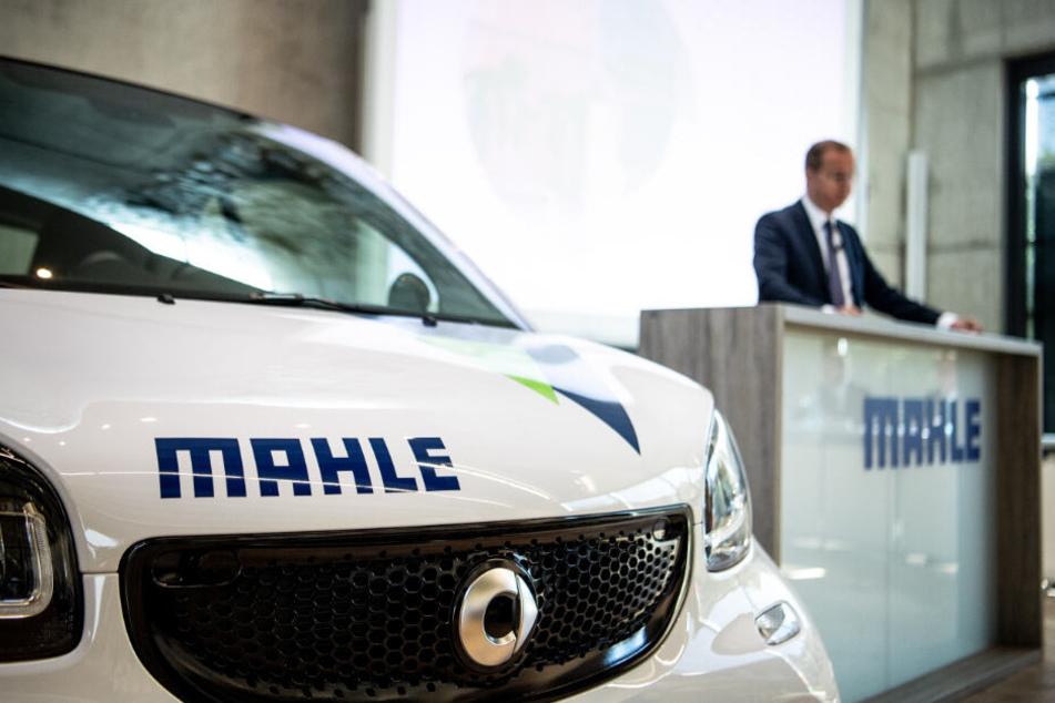 Geschäftsführer Jörg Stratmann am Montag bei der Bilanz-Pressekonferenz.