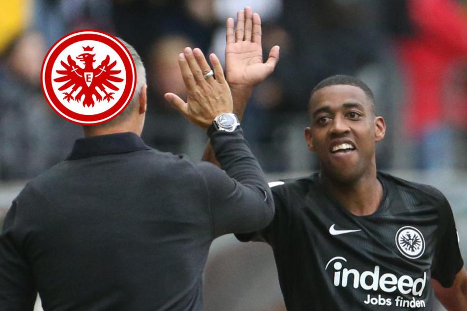 Premieren-Tor von Fernandes reicht nicht: Eintracht holt Punkt gegen RB