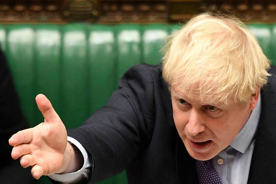 Brexit-Niederlage: Boris Johnson muss um weitere Verlängerung bitten