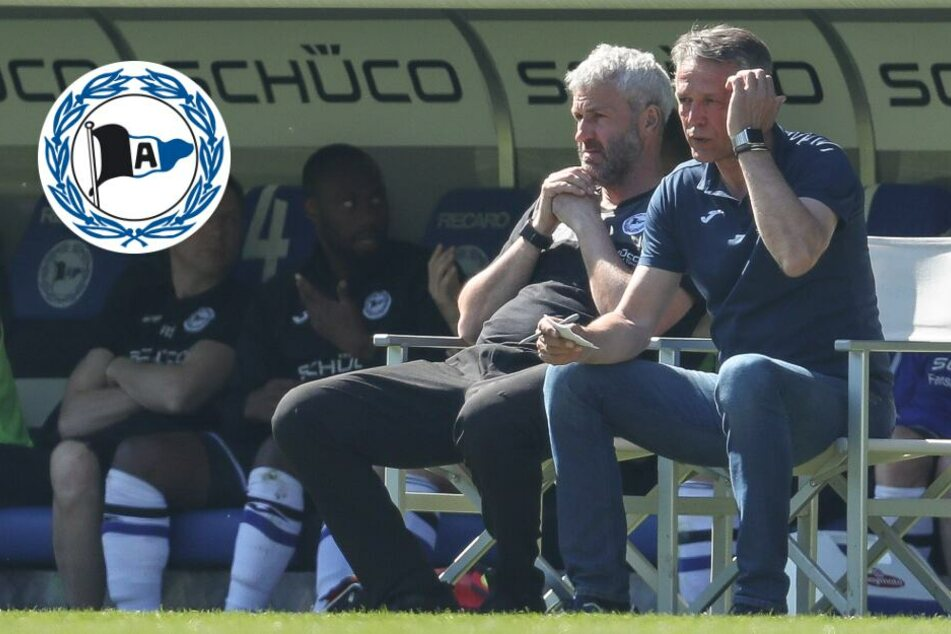 """""""Ich bin nicht enttäuscht, ich bin richtig sauer"""": DSC-Trainer nach Ingolstadt-Spiel angefressen"""