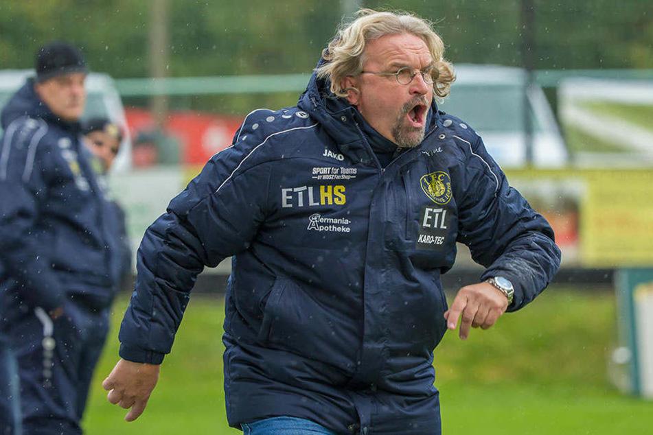 Heiko Scholz spielte für beide Vereine - am Sonntag muss er mit Lok zu Chemie.