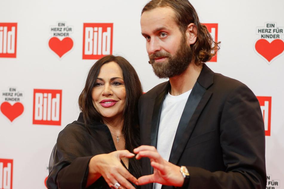 Simone Thomalla (56) und Silvio Heinevetter (36) sind seit 2009 ein Paar. (Archivbild)