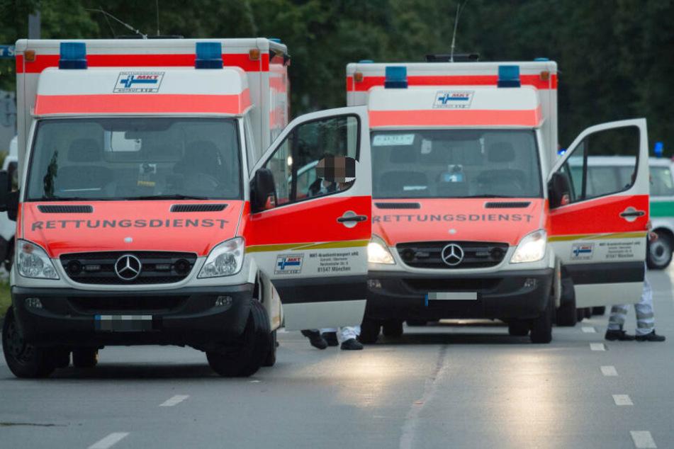 In Leipzig kam es erneut zu einem Zusammenstoß zwischen einem Fußgänger und einem Auto. (Symbolbild)