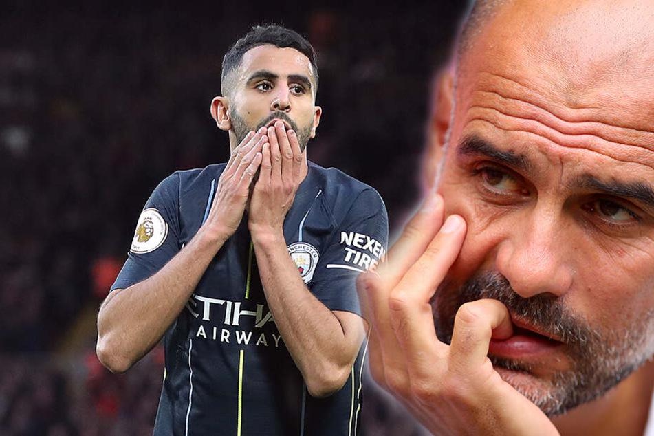 """Doping-Rätsel bei Manchester City: """"Wir wissen nicht, was er genommen hat"""""""