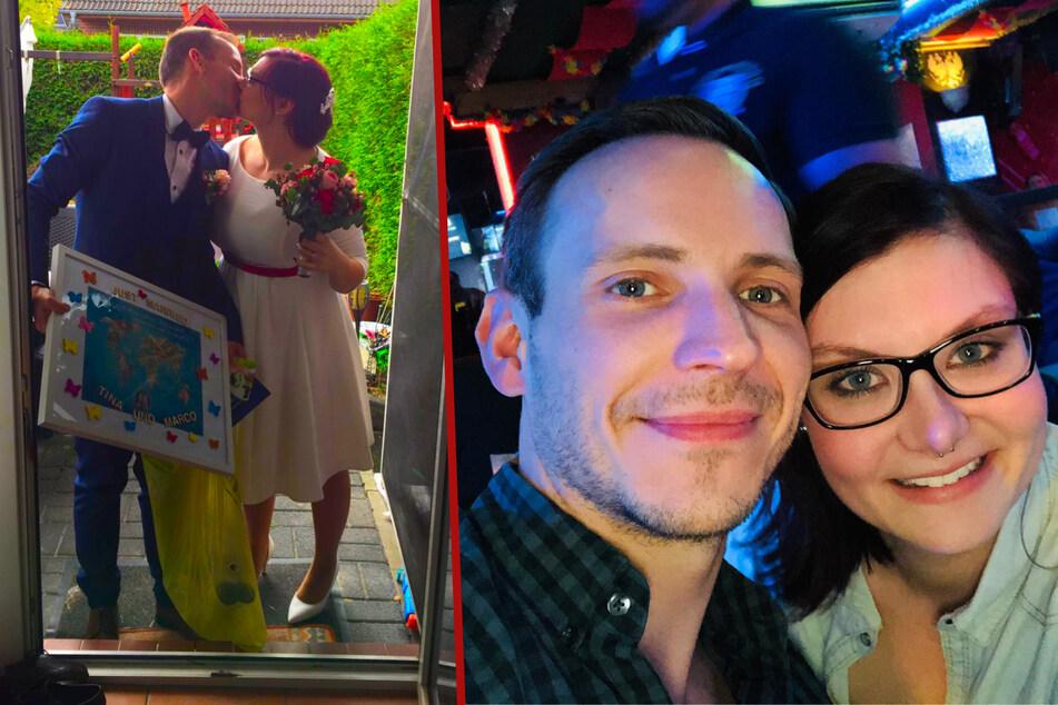 """Das erste """"First Dates""""-Baby ist da! Lovestory von Tina und Marco ist perfekt"""
