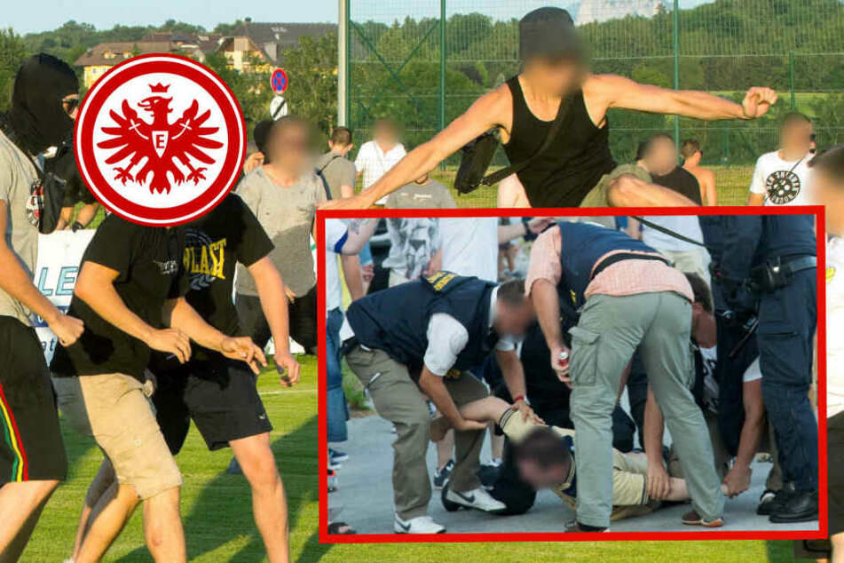 Hooligans Frankfurt