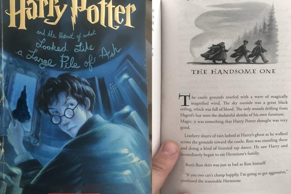Roboter schreibt komplettes Harry-Potter-Kapitel. Das Ergebnis ist großartig!