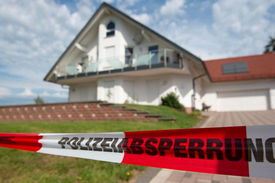 Auf der Terasse seines Wohnhauses wurde Walter Lübcke getötet.