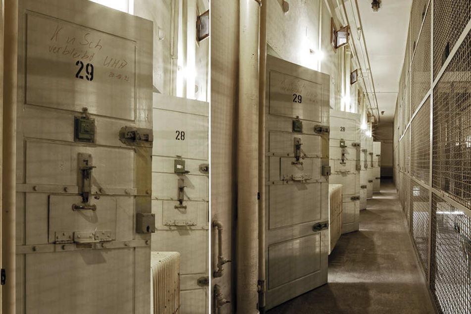 Zwischen 12.000 und 15.000 Menschen waren bis 1989 in den Zellen des Stasi-Knasts inhaftiert.
