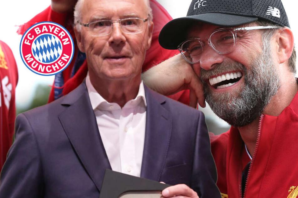 Trainer des FC Bayern? Das sagt Jürgen Klopp zu Wunsch Franz Beckenbauers