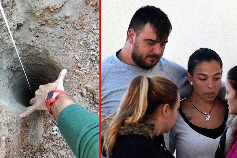 Schacht-Drama um Julen (†2) in Spanien: Trauernde Eltern müssen vor Gericht