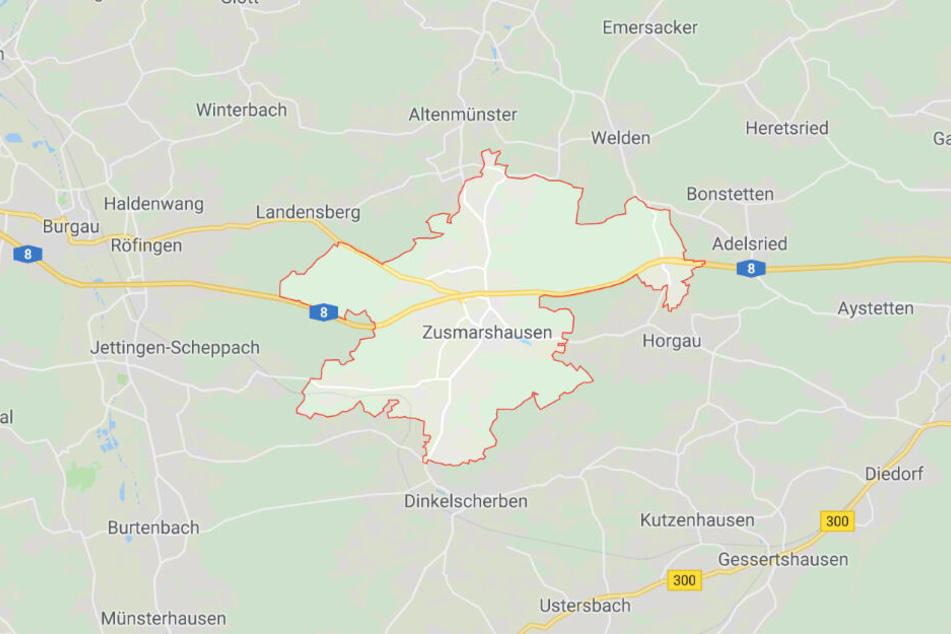 Auf der Staatsstraße 2510 in Bayern ist es zu einem schweren Autounfall gekommen.