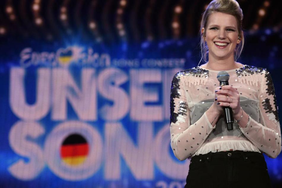 Von Chemnitz nach Kiew: Levina singt für Deutschland beim ESC