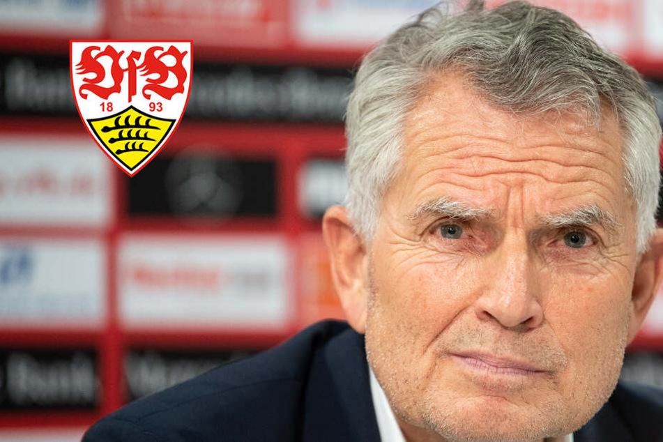 Paukenschlag! VfB-Präsident Dietrich tritt zurück