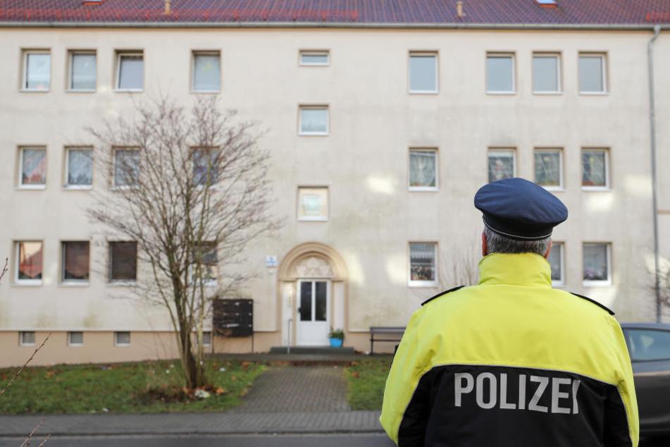 In dem Haus in Benndorf hatte Steffi S. die Babys in einer Tiefkühltruhe versteckt.