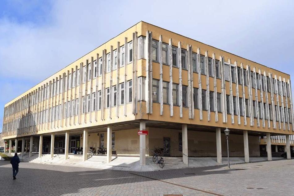 Viele Potsdamer wollen dieses Stück DDR-ARchitektur im Stadtzentrum retten.
