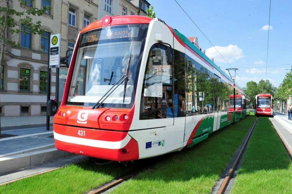 Das Chemnitzer Modell soll in fünf Stufen die Städte im Umland anschließen.