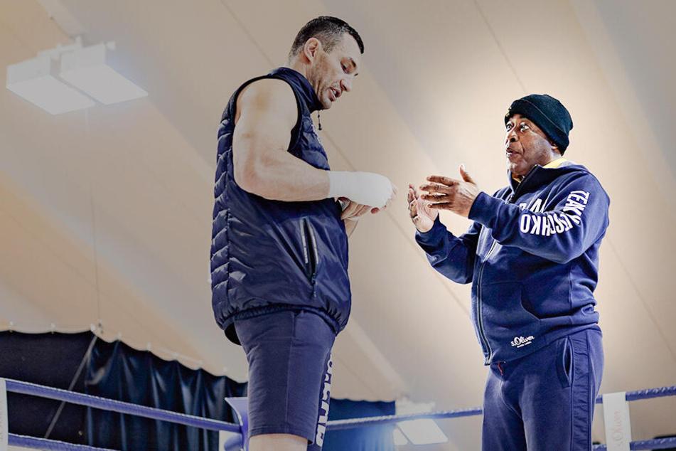 Ex-Co-Trainer von Wladimir Klitschko brutal zusammengeschlagen