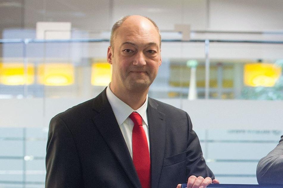 Jörg Knöfel (49) bietet seinen Kunden eine große Märchenwelt.