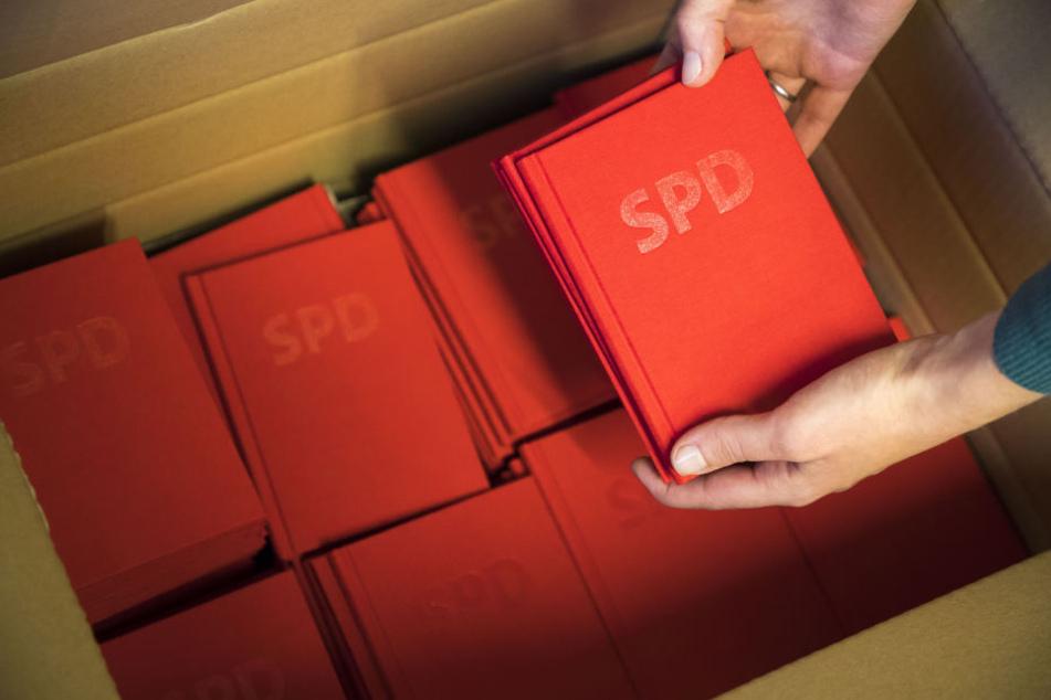 Reger Mitgliederzulauf bei den Parteien in Thüringen (Symbolbild).