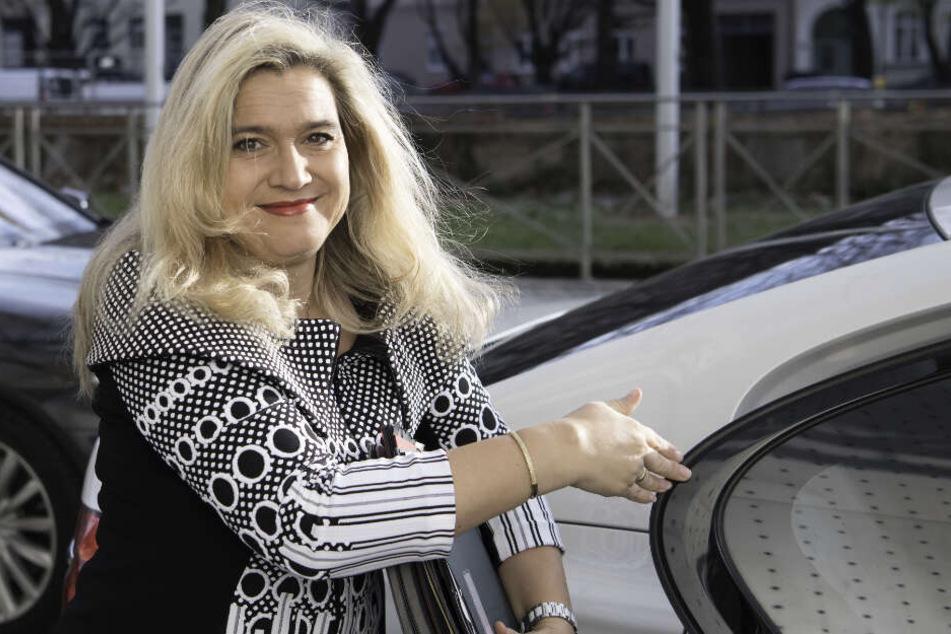 Gesundheitsministerin Melanie Huml blickt positiv in die Zukunft. (Archivbild)