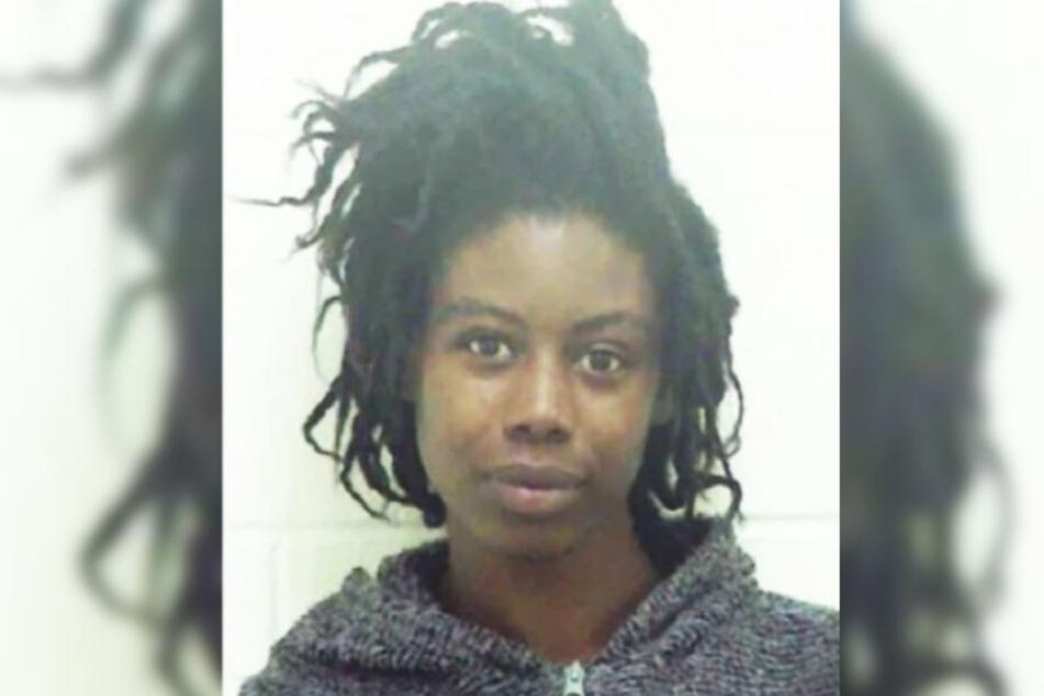 Chassity Nicole Swain wurde schon am Freitag verhaftet.