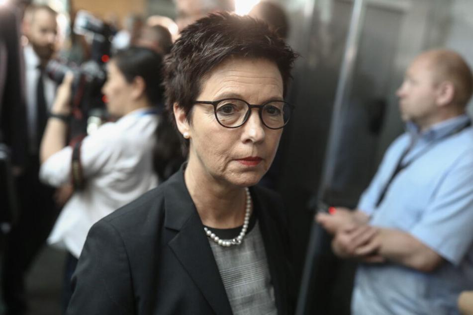 Bamf-Chefin Jutta Cord musste im Zuge des Skandals ihren Platz im Juni 2018 räumen.