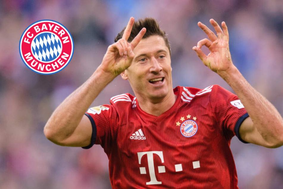 FC Bayern verlängert vorzeitig mit Robert Lewandowski bis 2023