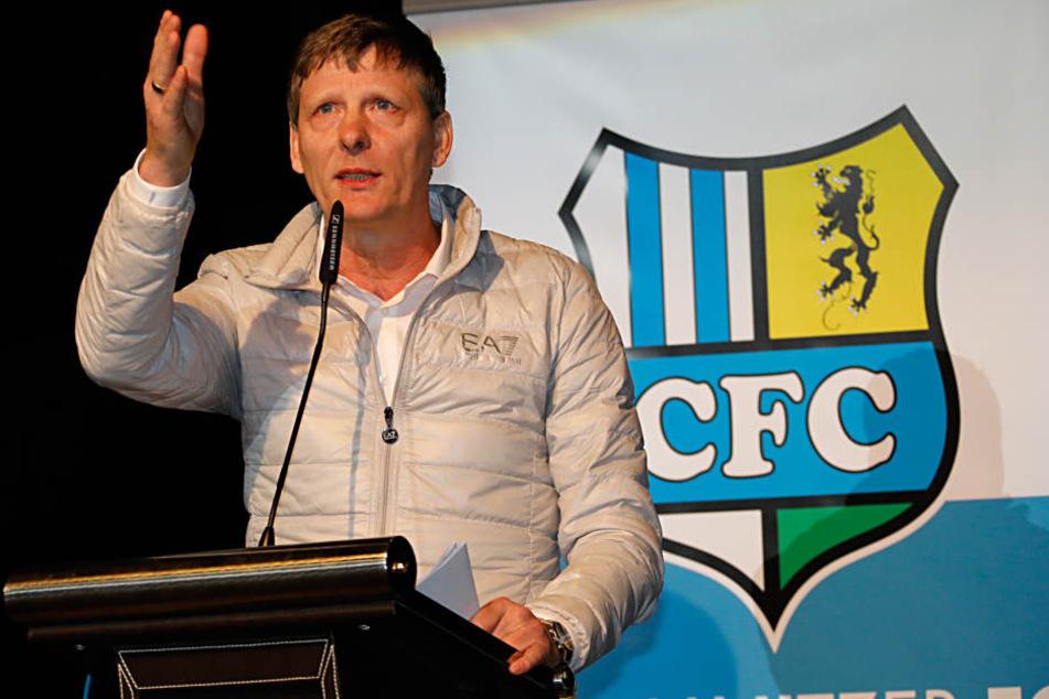 Der neue Aufsichtsratsvorsitzende Uwe Bauch.