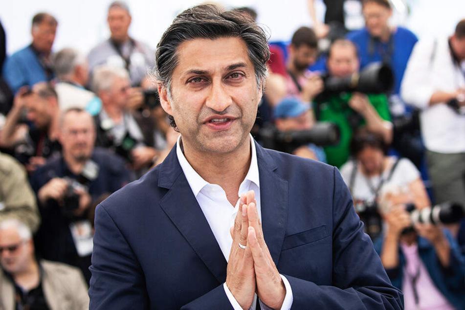 Regisseur Asif Kapadia stellte seinen Dokumentarfilm bei der Weltpremiere im Rahmen der Internationalen Filmfestspiele von Cannes 2019 vor.