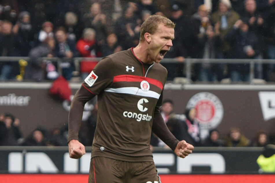 Nach der schweren Verletzung herrscht bei Henk Veerman vom FC St. Pauli Frust.