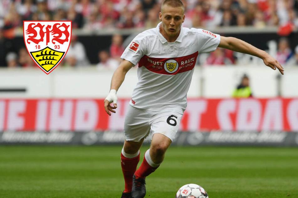 Strafe! Ascacibar darf vorerst nicht mit VfB-Team trainieren