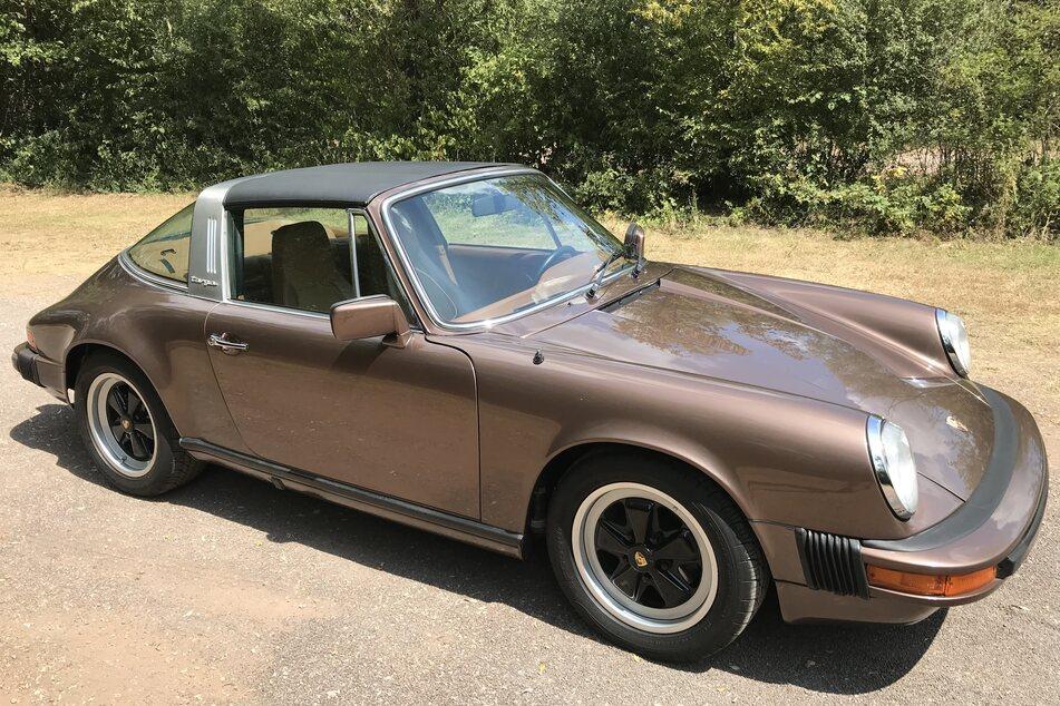 Kostbarer Porsche 911 Targa weg! Diebe stahlen den Luxus-Oldtimer aus Tiefgarage