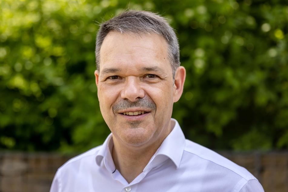 Generalintendant Christoph Dittrich (55) hat am Freitag den neuen Spielplan der Theater Chemnitz vorgestellt.