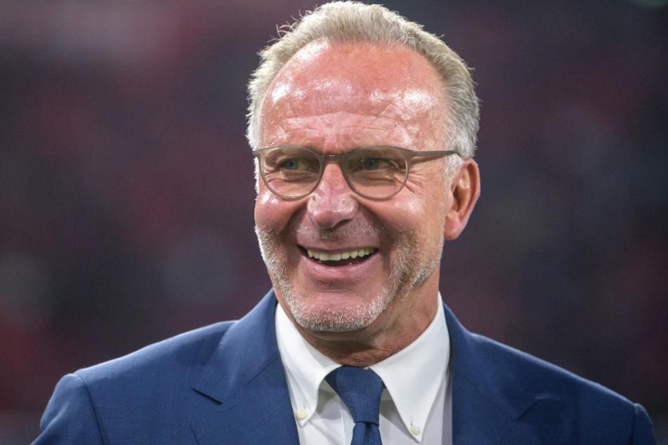 Karl-Heinz Rummenigge (64) sieht im Trainerwechsel beim FC Bayern München einen maßgeblichen Grund für das sportliche Hoch des Rekordmeisters.