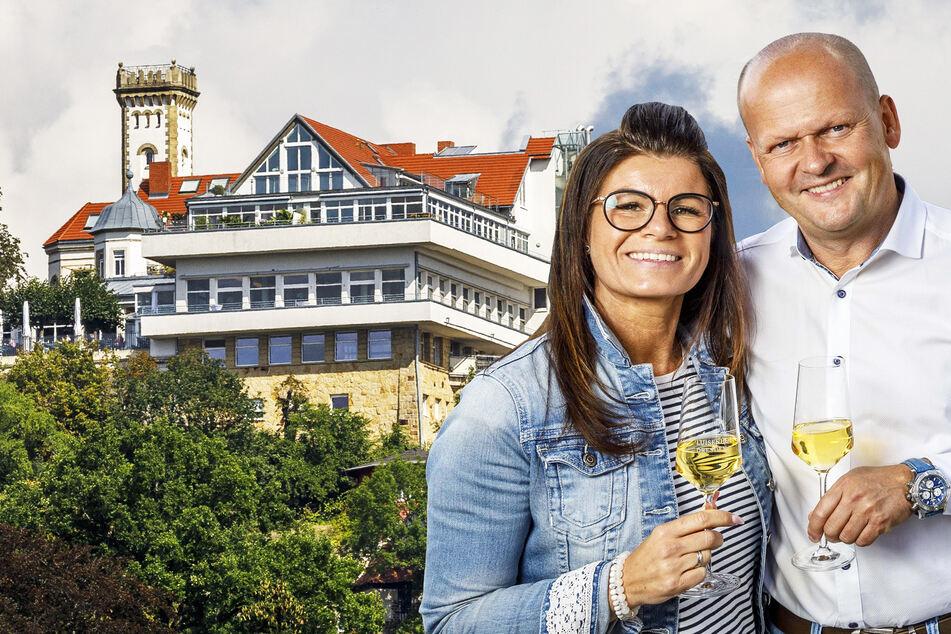 Der Balkon von Dresden feiert 125. Geburtstag: Bewegte Geschichte im Restaurant Luisenhof!