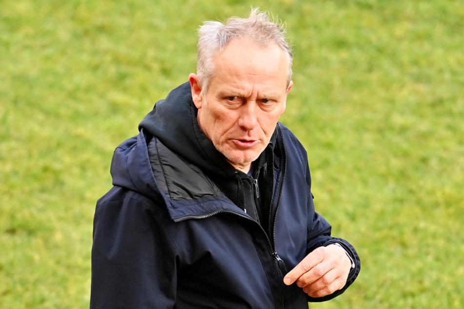 Christian Streich (55), Trainer des SC Freiburg, verurteilte die geplatzte Super League aufs Schärfste.