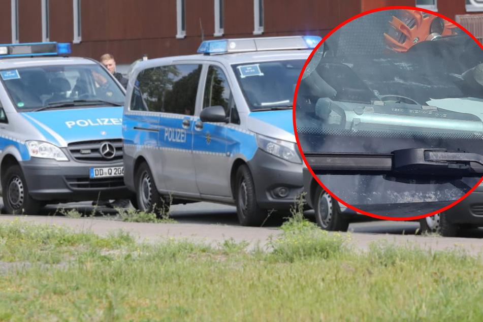 Großeinsatz wegen Pistole im Auto: Was ist passiert?