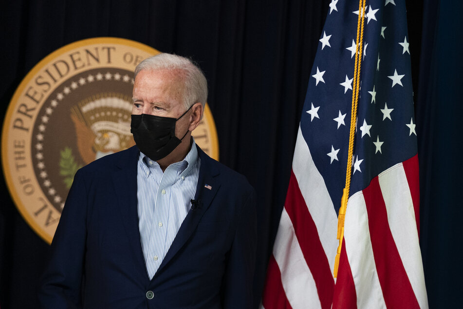 US-Präsident Joe Biden (78) warnte am Sonntag vor möglichen weiteren Anschlägen.