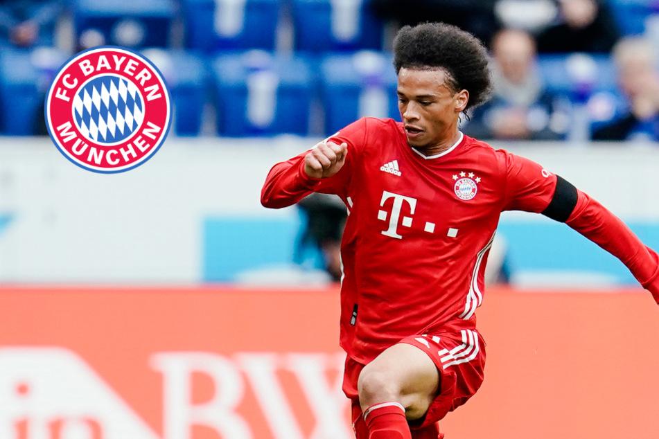 Hiobsbotschaft für FC Bayern: Leroy Sané verletzt! Weiterer Akteur gegen BVB fraglich