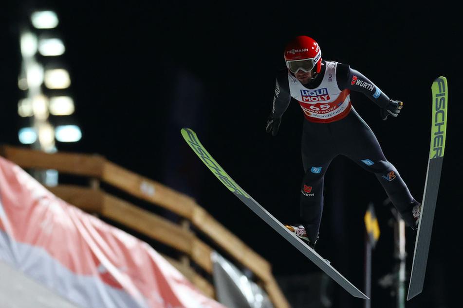"""""""Spring einfach dreimal runter"""": Skispringer Markus Eisenbichler bleibt vor WM gelassen"""