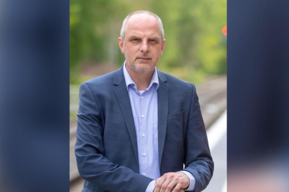 Die SPD-Fraktion um Detlef Müller (55) will prüfen lassen, inwieweit eine Begrünung möglich ist.
